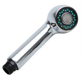 $enCountryForm.capitalKeyWord Australia - NEW Chrome Sink Extension Faucet Spray Nozzle Round Replacement Shower for Kitchen Bathroom