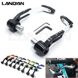 Motorbike clutch levers online shopping - CNC Universal Motorcycle Brake Clutch Lever Protector Motorbike Lever Guard For YAMAHA XMAX XT660 XJ6 FAZER TMAX