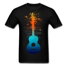 $enCountryForm.capitalKeyWord UK - Electric Guitar T Shirt For Men Crewneck Comfort Awesome Shirt Designs Short Sleeve For Man Designing Tee Shirts