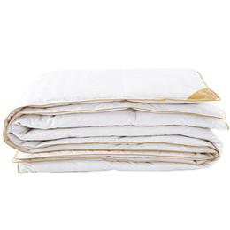 $enCountryForm.capitalKeyWord UK - winter white cotton cover comforter White Goose down quilt blanket duvet King Queen Twin size PD-GC15003