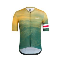 tour france team bike jerseys 2019 - New RAPHA Team men Cycling Jersey Short Sleeve shirt Tour de france Bicycle Clothing Mountain Bike clothes mtb maillot c