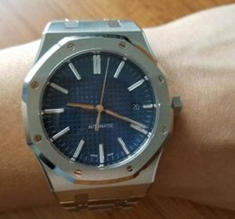 Luxury Watches Blue Australia - 2018 Hot Sale AAA Luxury Watch For Mens Automatic movement Blue dial series mens watch sapphire Stainless Steel mens watches