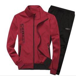 China New Fashion Autumn Winter Tracksuits Men Set Thicken Fleece Hoodies+ Pants Suit Spring Sweatshirt Jogging Male Hoodie Men Suits supplier fleece jogging suits suppliers