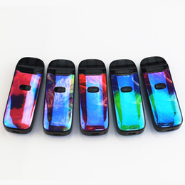 Battery ma online shopping - Authentic MA VAPE V POD KIT Resin Pods System Device Vaporizer Kits mAh Battery with vapes Yihi Chip ml Cartridge DHL
