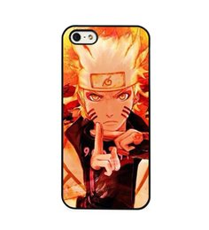 2e8fcd4d9ae Naruto Uzumaki Manga Anime Phone Case For Iphone 5s 6s 6plus 6splus 7 7plus  8 X Samsung Galaxy S6 S6ep S7 S7ep S8 S9