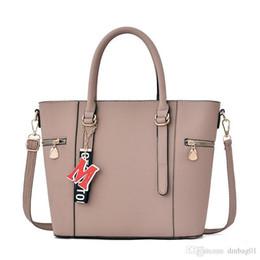 Purses Tote Bags NZ - Pink Sugao Designer Handbags Luxury Women Purses Fashion Designer Bags Famous Brand Shoulder Bag High Quality Pop Style Tote Bag 6color