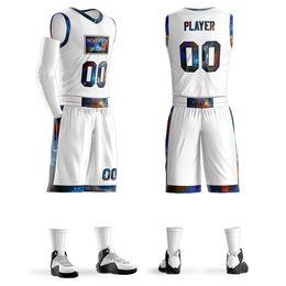 42017eedee4 Custom Kids Basketball Jersey Sets Uniforms kits Swanigan Ward Child Boys  Sports clothing Breathable Youth Training basketball jerseys