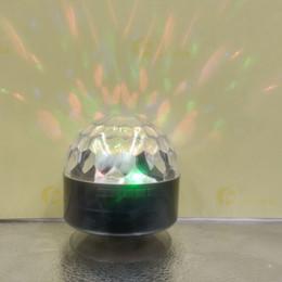 $enCountryForm.capitalKeyWord Australia - AQ9 Mini Crystal Magic Ball Bluetooth Speaker Sucker Portable LED Stage Light Bluetooth Audio New Arrivals
