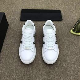 $enCountryForm.capitalKeyWord Australia - Brand 18ss Shoe Cloudbust P Causal Shoe Magic Tie Slip On Spring New White Brown Black Men Shoe 38-44 97251