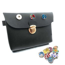 d3c8c06a7d5 Snap Button Purses UK - Brand New 004 Bag Snap Button Purse Pu leather  Wallet Bags