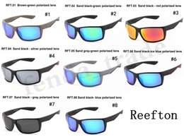 Discount polaroid sunglasses cat eye - Brand Designer Reefton Silicone TR90 Frame Sports Frame polarized Cycling UV400 Men Women Bicycle Eyewear COST Sports Su