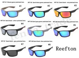 Discount rimless sunglasses women - Brand Designer Reefton Silicone TR90 Frame Sports Frame polarized Cycling UV400 Men Women Bicycle Eyewear COST Sports Su