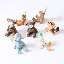 Wholesale Cartoon animal trackless stick wall hook multi function wall plug bracket stick hook storage rack