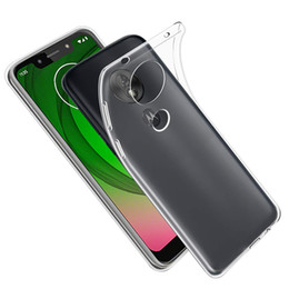 z3 cover Australia - Olhveitra Case For Motorola Moto G7 G6 G4 E5 Z4 Z3 Z2 Z Play E4 G4 G5 G5S G6 Plus G7 Power Case Soft Silicone TPU Phone Cover