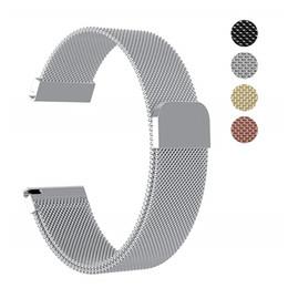 Discount suunto strap - Milanese Watchband Bracelet Strap for Suunto Traverse Alpha Gps