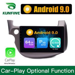 $enCountryForm.capitalKeyWord Australia - Android 9.0 Ram 4G Rom 64G PX6 Cortex A72 Car DVD GPS Multimedia Player Car Stereo Navigetion For Honda Fit 2008-2013 Radio