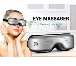 $enCountryForm.capitalKeyWord Australia - Electric Vibration Wireless Eye Massager Protector Mask Hot Compress Fatigue Recovery Wrinkle Fatigue Relieve Magnet Therapy BB