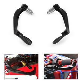 "$enCountryForm.capitalKeyWord Australia - 7 8"" 22mm Universal Motorcycle Lever Guard Brake Clutch Lever Protector Proguard For Yamaha Aprilia"