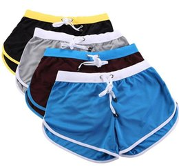 2245d5d628b New style Boxer Briefs Men's Swimwear Trunks Sports Wear Sexy Short Beach  Summer Pants Mens Swimsuit free shipping