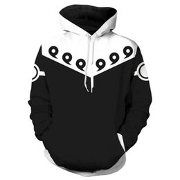 Cosplay for plus size women online shopping - N D Hoodies For Men Cosplay Naruto Hoodies Cool White Coat Hooded Sweatshirts Men Women Polluver Streetwear Tops Plus Size