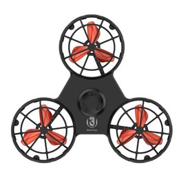 24 spinners online shopping - UFO Tricked Out Flying Spinner Flying Finger Top Autism Anxiety Stress Release Toy Great Funny Gift Toys