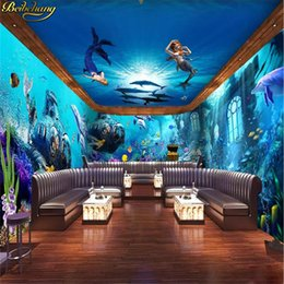 $enCountryForm.capitalKeyWord Australia - Custom wallpaper 3d mural seabed quest marine theme whole house wall papers home decor