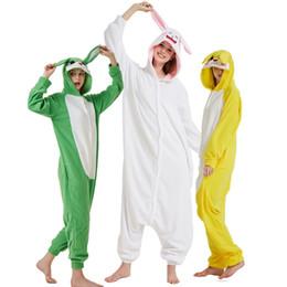 Funny Rabbit Onesie For Adult Kigurumi For Women Winter Pajamas Animal  Pijamas Costume Halloween Party Sleepwear For Men de03a2194