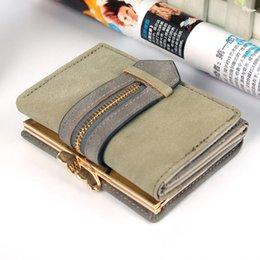 $enCountryForm.capitalKeyWord Australia - Women Wallet Purse Short Design PU Leather Fashion Durable for Money Coins ID Card LXX9