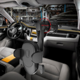 $enCountryForm.capitalKeyWord Australia - Universal Gravity Car Ventilation Mobile Phone Mount With Charging Port Car Phone Holder For In Mobile Accessories