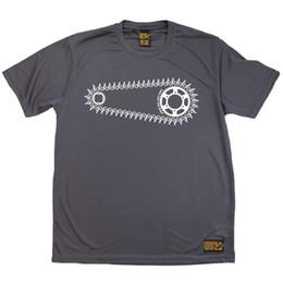 $enCountryForm.capitalKeyWord NZ - Cycling Bike Rider Chain Breathable top bicycle cycle T SHIRT DRY FIT T-SHIRT Brand shirts jeans Print Classic Quality High t-shirt