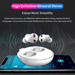 $enCountryForm.capitalKeyWord Australia - wireless headphones with extraterrestrial shape Bluetooth earphone 5.0 noise canceling headset in HiFi stereo headphones