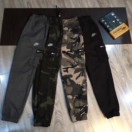 Wholesale pants women for sale – dress 20ss Mens Women Brand Designer Pants Spring Sport Mens Women Track Pants Jogger Letter Printed Trousers Length Size L XL H