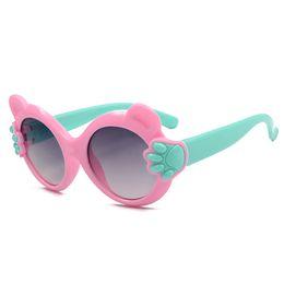628cf29f05d9 Flexible Frame Sunglasses Australia - Flexible Kids Sunglasses Polarized  Baby Boy Girls Sun Glasses Child Sunglass