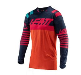 sky gps NZ - new moto gp jersey enduro motocross downhill shirt mx long men road bike clothes motorcycle jersey vtt