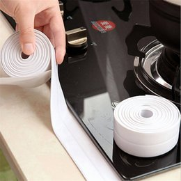 $enCountryForm.capitalKeyWord NZ - Lots Self Adhesive Tape Sealing Strips Waterproof Kitchen Sink Basin Edge Trim Brand New Drop Shipping