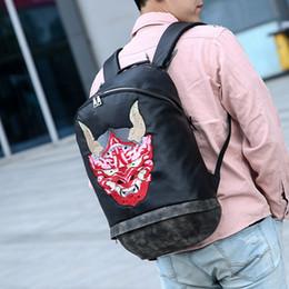 Men bag backpack shop online shopping - Hot Brand Designer Backpack Fashion Casual Unisex Travel Bag Handbags Couple Backpack Student Bag Computer Bag Free Shopping