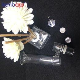 $enCountryForm.capitalKeyWord NZ - Innovative portable enail wax vaporizer Kanboro 510 nail v3 OIL with Glass water Pipe Ceramic nail Quartz nail for 510 thread box mod
