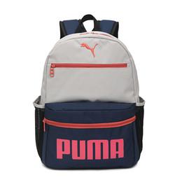 Ingrosso Zaino di marca zaino scuola moda casual unisex borse da viaggio borse paio zaino studente borsa computer bag borse scuola