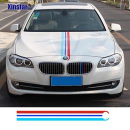 Discount bmw m3 stickers - M power performance car head sticker for BMW F30 F10 E60 E90 M3 M4 M5 320 330 328 520 530 550 E39 E46 E53 E60 E61 E64 E7