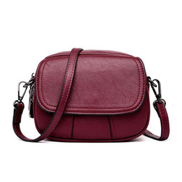 Purple Fur Handbag Australia - Fashion Women Shoulder Bag High Quality Crossbody Messenger Bags Designer Pu Leather Handbag Female Bag Bolsa Feminina