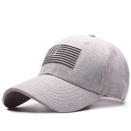 c7c41f6a38e American Flag Embroidered Baseball Caps for Men Women Fashion Casual Cap  Adjustable Hip Hop Cap Sports Golf Hats Snapback Truckers Caps