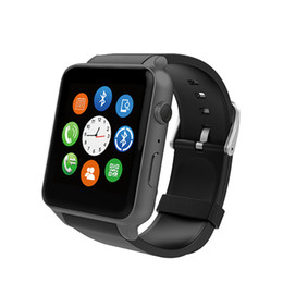 Smartwatch Camera Heart UK - GT88 for IOS Andriod Phone Camera Watch Smart Watch Android Pedometer Heart Rate Tracker Lighting Sport Smartwatch