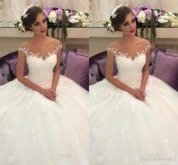 $enCountryForm.capitalKeyWord Australia - 2019 Beach Wedding Dresses Mermaid Spaghetti Sweep Train Full Lace Bridal Gowns For Beach Garden Custom Made