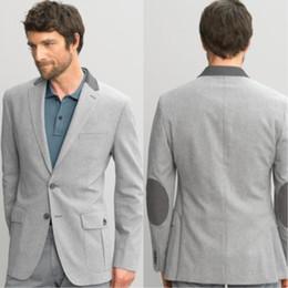 Slim fit pantS cheap online shopping - Hot Sale Notch Lapel Wedding Tuxedos Slim Fit Suits For Men Groomsmen Suit Two Pieces Cheap Prom Formal Suits Jacket Pants Tie