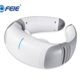 Pulsed Magnetic Therapy Australia - FEIE Electric pulse Back and Neck massager.Cervical Vertebra Treatment Instrument.Acupuncture magnetic therapy S-305