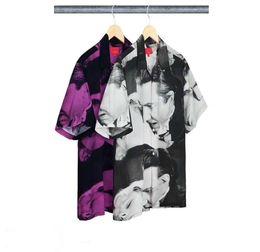 Rayon t shiRts men online shopping - 19SS Bela Lugosi Rayon S S Shirt Retro Street Printing Comfortable Loose Men And Women Couple Designer T shirt HFWPTX312