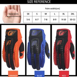 $enCountryForm.capitalKeyWord Australia - Men Racing Gloves Summer Breathable Full Finger Touchscreen Gloves Hand Protective Guard Armor CE-12