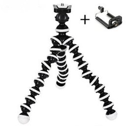 $enCountryForm.capitalKeyWord Australia - Phone Holder Flexible Octopus Tripod Bracket selfie Expanding stand mount manfrotto support Car style For Mobile Phone Camera