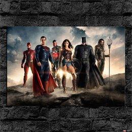 $enCountryForm.capitalKeyWord Australia - Superman,Batman Wonder Woman,Justice League,1 Pieces Canvas Prints Wall Art Oil Painting Home Decor (Unframed Framed) 24X36.