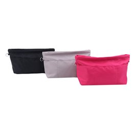 $enCountryForm.capitalKeyWord UK - Travel Storage Bag New Arrival Women Organizer Cosmetic Bag 2019 Fashion 2019 Black   Gray   Rose Red